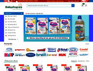 babyshop123.vn screenshot