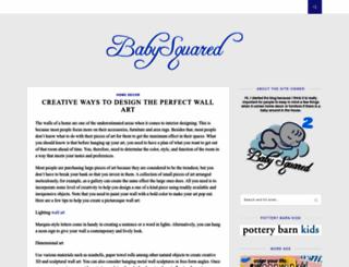 babysquaredblog.com screenshot