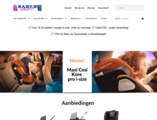 babystrefpunt.nl screenshot