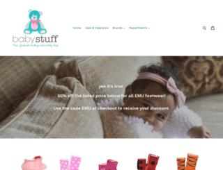 babystuff.co.nz screenshot