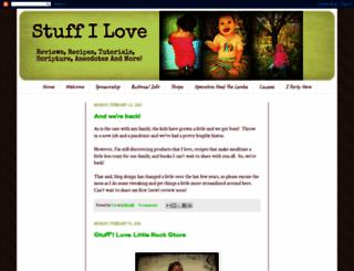 babystuffilove.blogspot.com screenshot