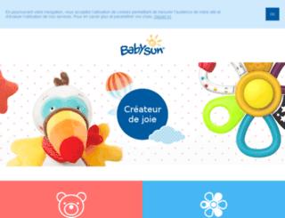 babysun.com screenshot