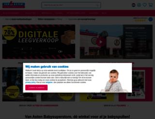 babysupershop.eu screenshot