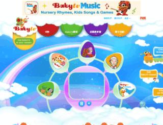 babytvchannel.cn screenshot