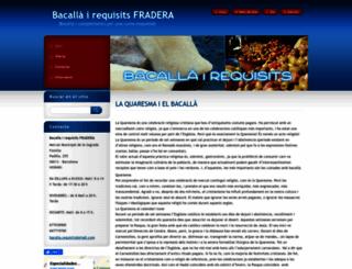 bacalla-requisits.webnode.es screenshot