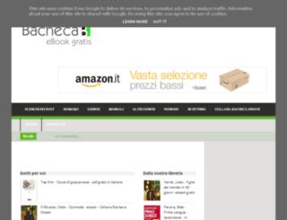bachecaebookgratis.blogspot.de screenshot