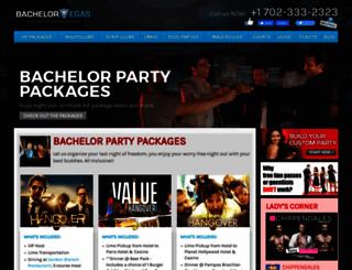 bachelorvegas.com screenshot