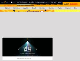 bachlongmobile.com screenshot