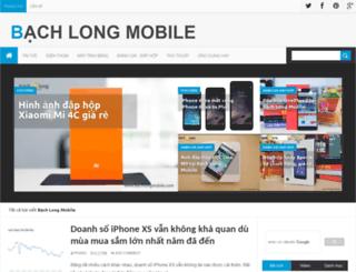 bachlongmobilecom.blogspot.com screenshot