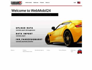 back01.webmobil24.com screenshot