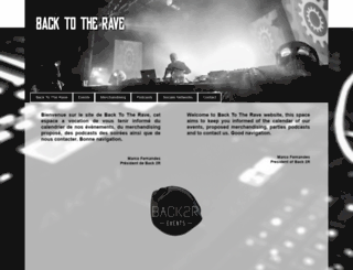 back2r.com screenshot