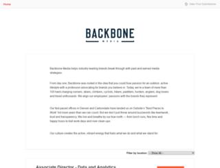 backbonemedia.submittable.com screenshot