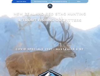backcountry.co.nz screenshot