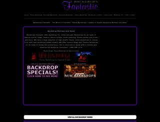 backdropsfantastic.com screenshot