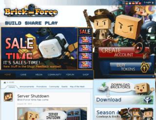 backend.infernum.com screenshot