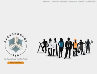background.solutions screenshot