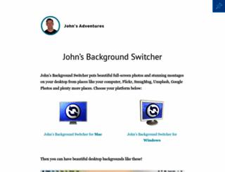 backgroundswitcher.com screenshot