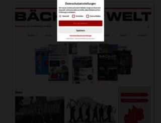 backjournal.de screenshot