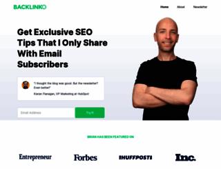 backlinko.com screenshot