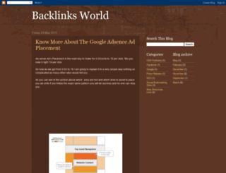 backlinksworld.blogspot.in screenshot