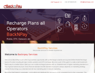 backnpay.biz screenshot