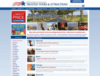 backoffice.trustedtours.com screenshot