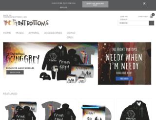 backontop.thefrontbottoms.com screenshot