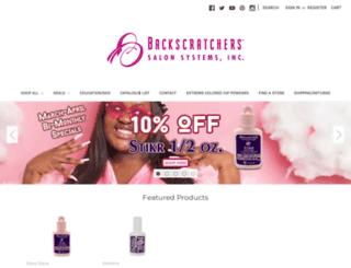 backscratchers.com screenshot