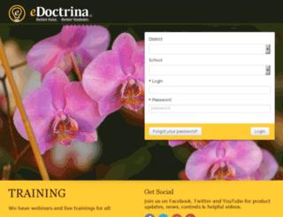 backup.edoctrina.org screenshot