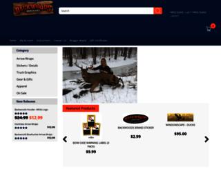 backwoodsbrand.com screenshot