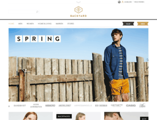 backyard-shop.com screenshot