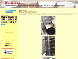 backyardbrewer.blogspot.com screenshot