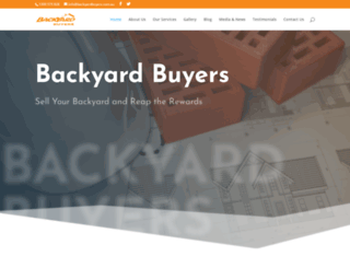backyardbuyers.com.au screenshot