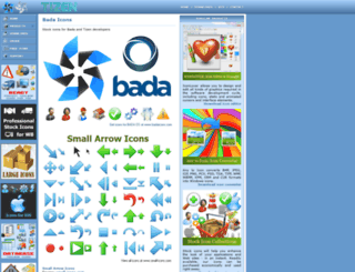 badaicons.com screenshot