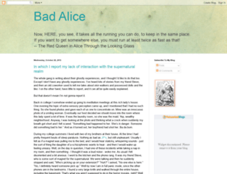 badalice.blogspot.com screenshot