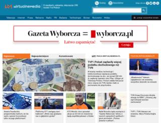 badaniamarketingowe.wirtualnemedia.pl screenshot