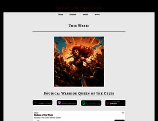 badassoftheweek.com screenshot
