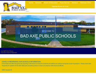 badaxeps.schooldesk.net screenshot