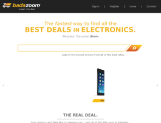 badazoom.com screenshot