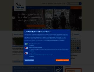 baden-wuerttemberg.nabu.de screenshot