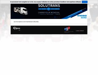 badge.solutrans.fr screenshot