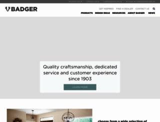 badgerlax.com screenshot