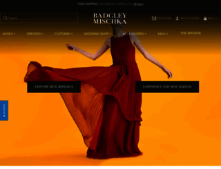 badgleymischka.com screenshot