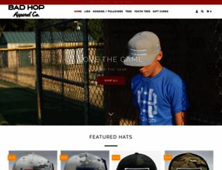 badhop.com screenshot