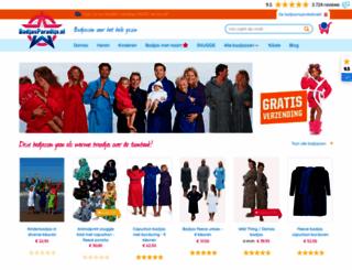 badjasparadijs.nl screenshot