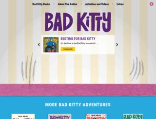 badkittybooks.com screenshot