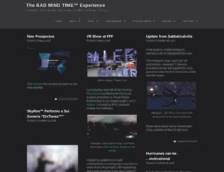 badmindtime.nfshost.com screenshot