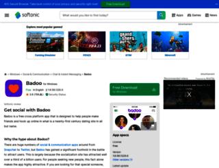 badoo.en.softonic.com screenshot