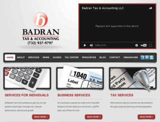 badrantax.com screenshot