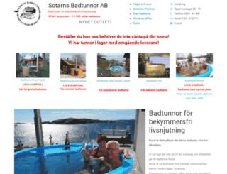 badtunnor.com screenshot